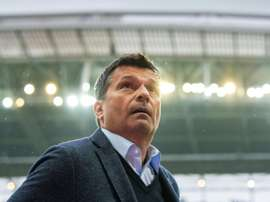 Christian Heidel resigned at the weekend. AFP