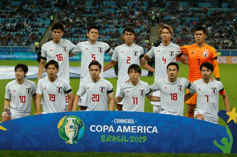 Japan and Qatar not just making up Copa America numbers. AFP