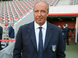 Ventura quit Chievo after just four games. AFP