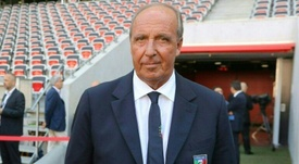 Ex-Italy manager Gian Piero Ventura told players he is quitting. AFP