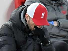 Il Liverpool non acquisterà nessun giocatore. AFP
