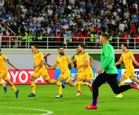 Austrália utilizará a Copa América como preparação para Tóquio. AFP