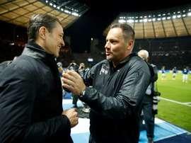 Hertha boss Dardai bans Bayern talk ahead of cup clash