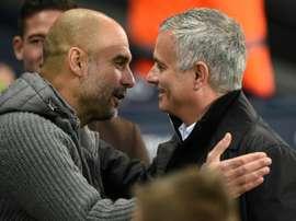 Mourinho has welcomed FFP probes. AFP