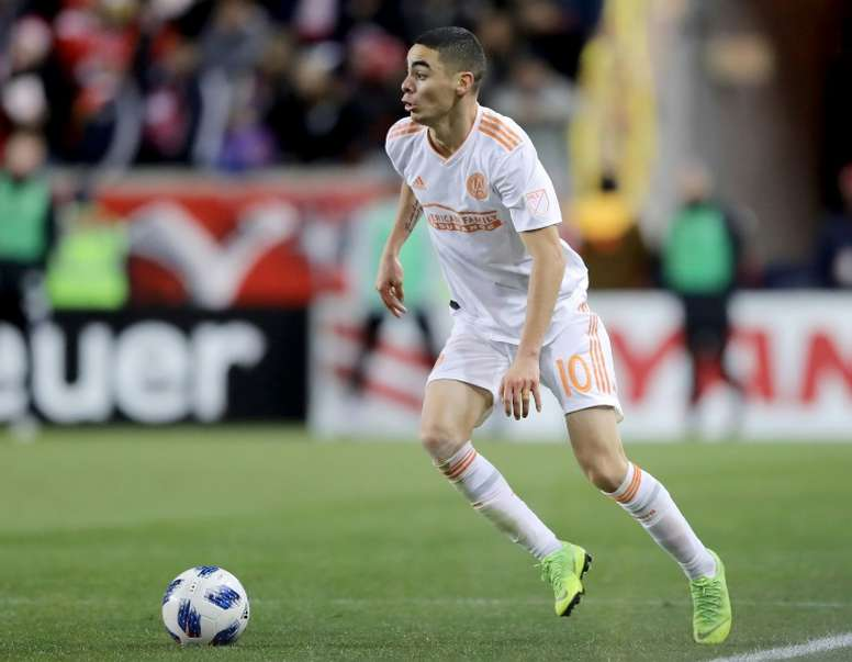 MLS Cup final will have heavy South American influences. AFP