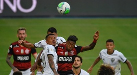 Pandemic batters market for Brazilian football transfers. AFP