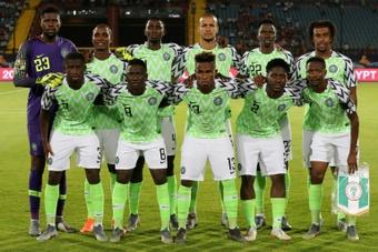 Le Nigéria avec l'Égypte ! Goal