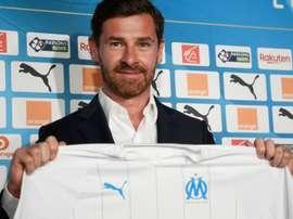 Villas-Boas to impose 'radical philosophy' on Marseille. AFP