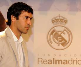 Raul has been appointed as the new boss of Real Madrid Castilla. AFP