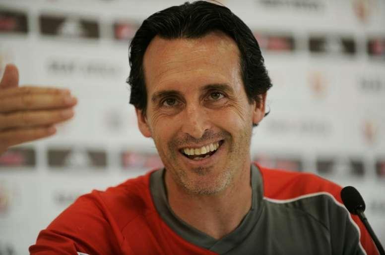 Emery, le favori pour remplacer Lopetegui. AFP