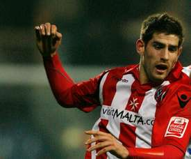Ched Evans has had a controversial career. AFP