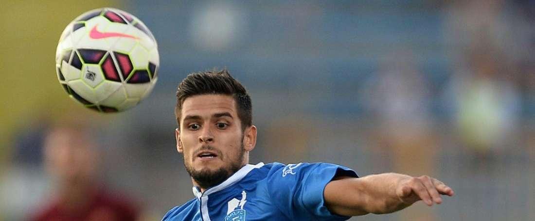 Vincent Laurini pourrait recaler au club madrilène. AFP