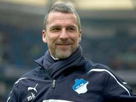 German coach Kurz to leave Adelaide United