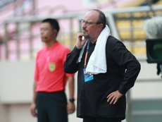 'Relegation alert!' Benitez's winless team struggling in China