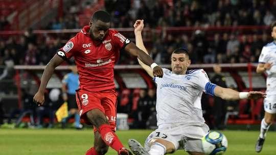 Juventus' 'top quality' Mavididi joins Montpellier. AFP