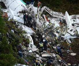 The 2016 plane crash claimed the lives of 71 people. AFP