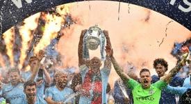 La FA Cup, en abierto a partir de 2021. AFP