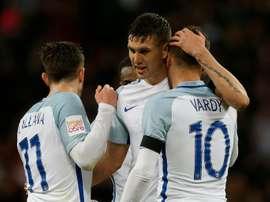 Stones pourrait être la solution à la poisse anglaise face aux penaltys. AFP