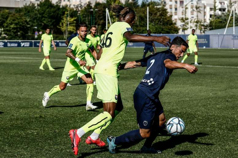 US fund leads takeover of struggling Ligue 2 club Caen