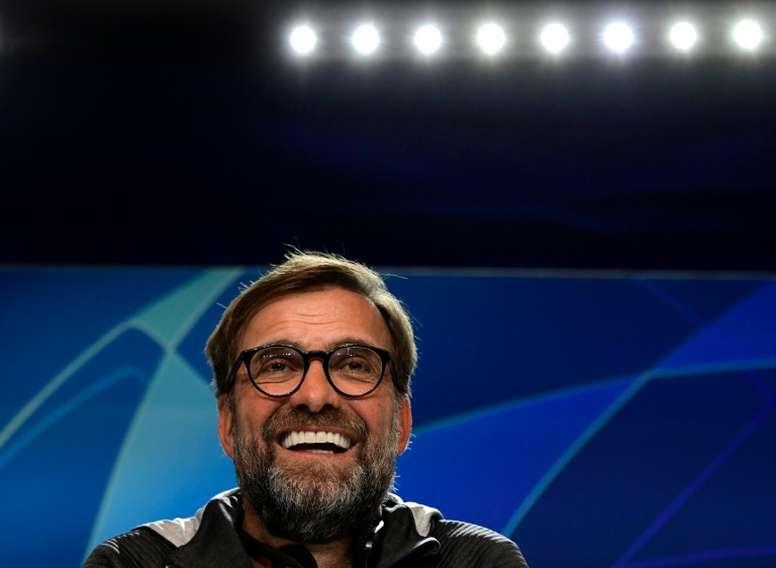 Klopp confirme, Henderson et Robertson sont disponibles pour l'Atlético. AFP
