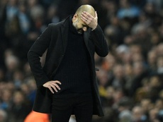 We tried, but it is difficult at that level after 2-0 and 3-0, said Manchester City manager Pep Guardiola in reaction to his sides 4-2 loss to Leicester City