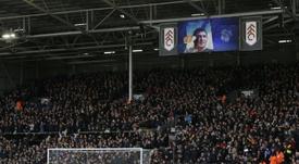 Dos de los tres nuevos positivos se han dado en el Fulham. AFP/Archivo