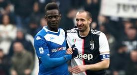 Balotelli sigue buscando equipo. AFP