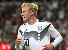 Brandt could go to Liverpool in the summer. AFP