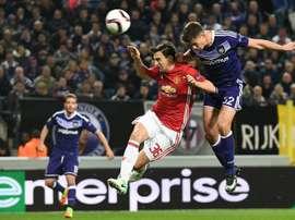Anderlecht stamp asking price on midfielder. AFP
