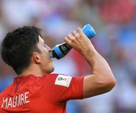 Utd agree on world-record Harry Maguire transfer. AFP