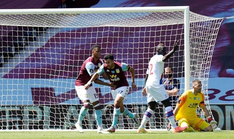 Villa boost survival bid, Wolves see off woeful Everton. AFP