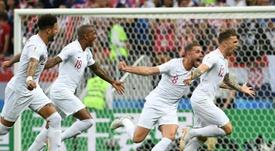 Les anglais ont été les premiers à être payés pour jouer au foot. AFP