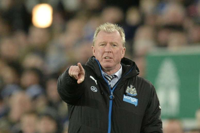 McClaren is back. AFP