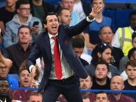 Arsenal bateu West Ham por 3-1. AFP