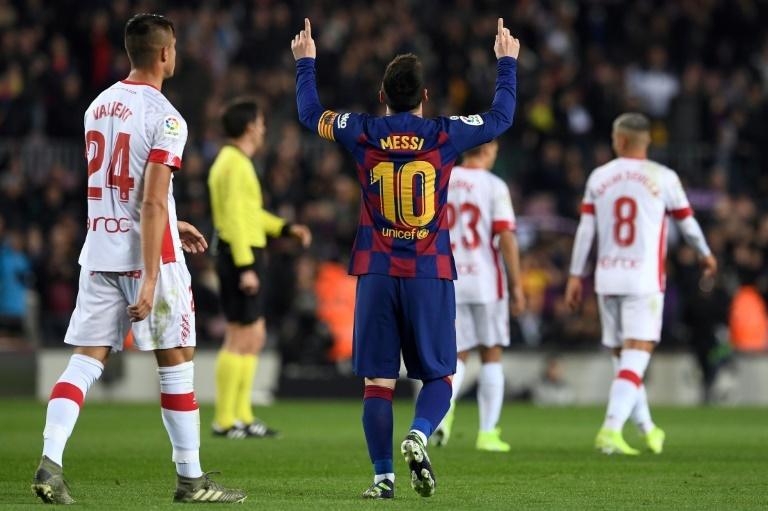 'Hat tricks' Cristiano Ronaldo vs. Messi