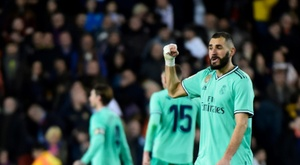 Benzema salvages Madrid draw with Clasico looming. AFP