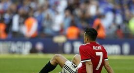 Alexis Sánchez gana más que todo el Sheffield United. AFP