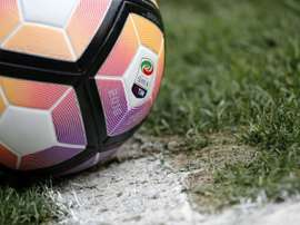 We will know more on Serie A's possible resumption in the coming days. AFP