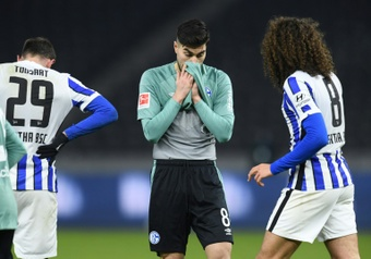 Serdar au Hertha Berlin pour huit millions d'euros. AFP