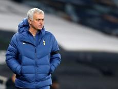 Mourinho isn't worried. AFP
