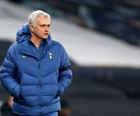 Mourinho isn't worried. AFP