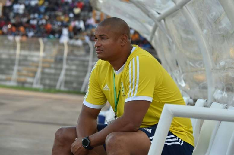 Daniel Cousin has agreed to take over as Gabon national team coach. AFP