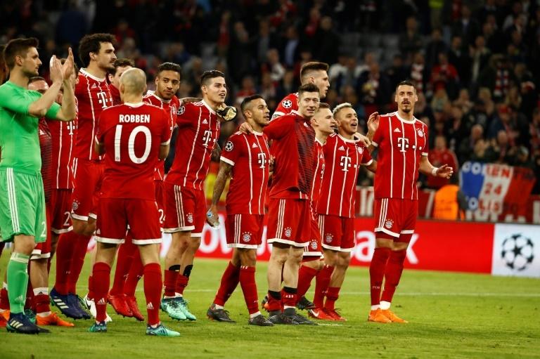 Bayern Munich festejó el título con un show de goles