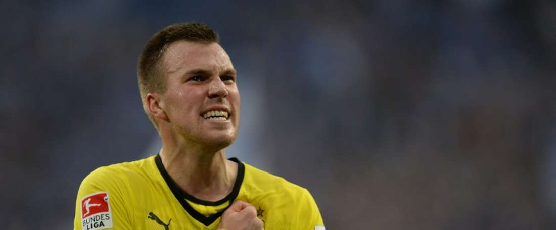 Grosskreutz would be happy with his former national team-mate. AFP