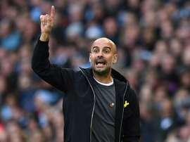 Guardiola muito elogiado por um seu ex-jogador. AFP