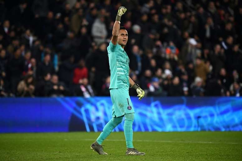PSG hail Navas as bitter rivals Marseille and Lyon clash