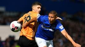 United's three-way bid to forget Haaland. AFP