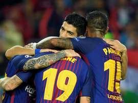 Digne não conseguiu um lugar no Barça. AFP