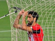 Athletic Bilbao won 2-0. AFP