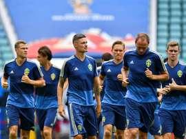 Multa para Suecia. AFP